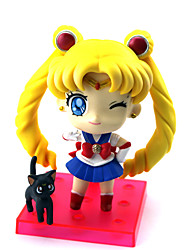 Sailor Moon Sailor Moon PVC Anime Action-Figuren Modell Spielzeug Puppe Spielzeug
