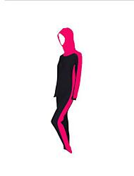 Others Women's Diving Suit Waterproof / Softness Dive Skins & Above Black Black S / M / L / XL / XXL Swimming