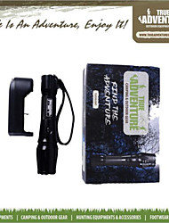Hunting Zoom Flashlight Set