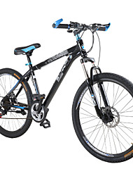 "Cycling 21 Speeds Double Disc Brake 26""Mountain Bike"