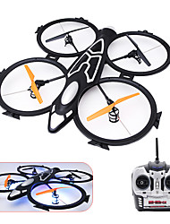 Others BR6804 Zumbido 6 ejes 6 canales 2.4G RC Quadcopter Vuelo invertido de 360 grados