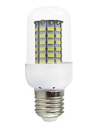 8W E14 / B22 / E26 / E26/E27 LED лампы типа Корн T 69 SMD 5730 900 lm Тёплый белый / Холодный белый AC 85-265 V 1 шт.