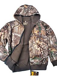 носимые, дышащий, теплый терилен, хлопок вершины для охоты / рыбалки на открытом воздухе /