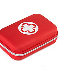 First Aid Kit / Multitools Wandern / Camping / Reise / Outdoor Multi-Funktions- andere Rot / Schwarz / Orange