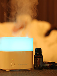 Essential Oil Diffuser Aromatherapy Air Humidifier Purifier Diffuseur Huile Essentiel 7 Colors Changing Light