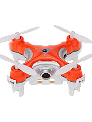 Nano Pocket Drone with 0.3MP Camera Cheerson CX-10C CX10C Mini 2.4G 4CH 6 Axis RC Quadcopter RTF MODE2