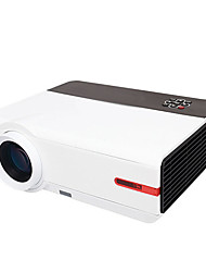 3D Smart Android 4.2 1080P HD 4300 Lumens Projector with TV Output for Home Theater,Education And Business