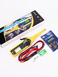 Iztoss Multi-function Auto Circuit Tester Multimeter Lamp Car Repair Automotive Electrical Circuit Testers Multimeter