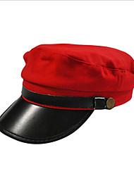 Unisex Sombrero para el sol Vintage / Bonito / Fiesta / Trabajo / Casual-Primavera / Verano / Otoño / Invierno / Todas las Temporadas-