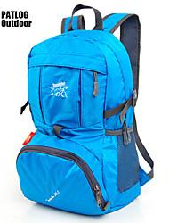 40 L Rucksack Camping & Wandern Outdoor Wasserdicht / Regendicht / Staubdicht / Multifunktions Grün / Rot / Schwarz / Blau600D Ripstop /