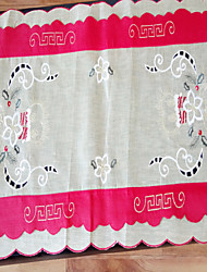 """Embroidery Multi-Purpose  Table Cloths With   Size  38X84cm(15x33"""")"""