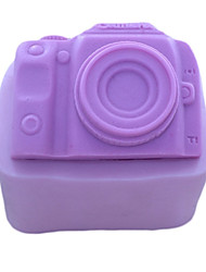 Camera Shaped Fondant Cake Chocolate Silicone Mold, Decoration Tools Bakeware