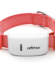 Cat / Dog GPS Collar Waterproof / Batteries Included / GPS White Plastic