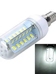 8W E14 Ampoules Maïs LED B 48 SMD 5730 400-500 lm Blanc Chaud / Blanc Froid Décorative AC 100-240 V 1 pièce