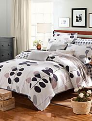 Best sale 100% Cotton Bedclothes 4pcs Bedding Set Queen Size Duvet Cover Set