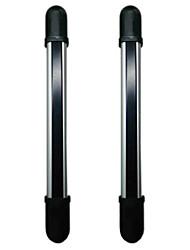 détecteurs ir quatre faisceaux métal de style numériques actifs pour 60m en plein air