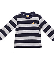 Boy's Cotton Tee,Winter / Spring / Fall Long Sleeve