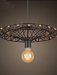 American Country Iron Industry Ferris Wheel Chandelier