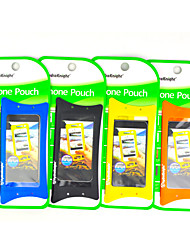 Camera Phones Bag Transparent Fully Waterproof Bag Can TPU Material Package  For Iphone4s/5s