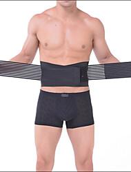 Shaperdiva Men & Women's Black Slim Body Shaper Girdles Support Abdomen Belt Waist Trainer