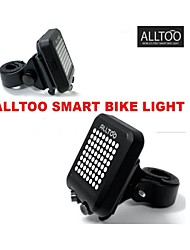 Rear Bike Light - Cycling Waterproof AAA 200 Lumens Battery Cycling/Bike-Lights