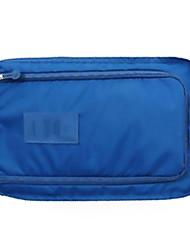 Packing OrganizerForTravel Storage Fabric Grey / Blue / Red / Pink / Yellow / Orange 22*20*5cm