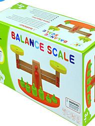 giocattolo di legno equilibrio