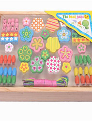 Fun Puzzle Educational Toys Beaded Hands-on Parenting