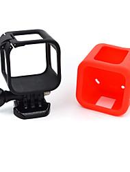 Accessoires für GoPro,Smooth Frame Schutzhülle Praktisch, Für-Action Kamera,Gopro Hero 2 Gopro Hero 4 Session Others 1 Plastik