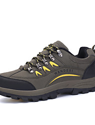 Men's Hiking Shoes Brown / Gray