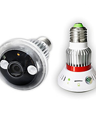 EazzyDV HD720P Wireless Bulb Camera Without  Real Light