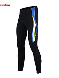 TASDAN Cycling Clothing Men's Cycling Tights/Pants With Gel Pad Chamois