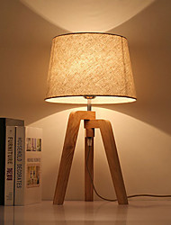 Solid Wood Nordic IKEA Study Decorative lighting Lamp