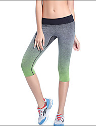 Shaperdiava Colorful Control Sports Yoga Leggings Workout Pants For Women