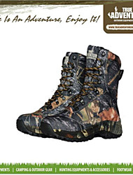 Camouflage Outdoor Sports Leather Combat Boots Desert Boots Climbing Boots Hiking Shoes