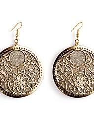 European Style Gold/Silver Earrings Jewelry for Women