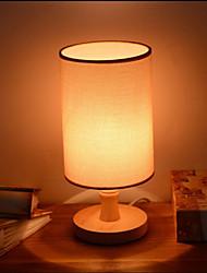 Lampes de bureau-Moderne/Contemporain-Bois/bambou-Protection des yeux