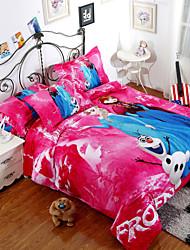 Cotton Bedding Sets Twin Queen King Size Duvet Cover Set
