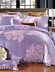 Floral Modal 4 Piece Duvet Cover Sets
