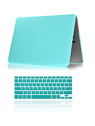 """2 in 1 Matte Plastic Full Body Case with  Keyboard Cover r for Macbook Air 11"""",Pro 13""""/15"""""""