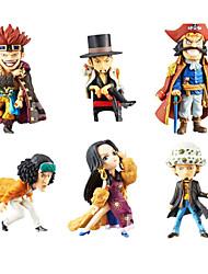 One Piece Autres 8CM Figures Anime Action Jouets modèle Doll Toy