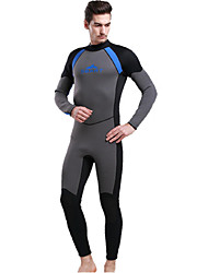 Men & Women Neoprene Rubber Diving Suit UV Swimsuit Winter Warm Wet Suits Sun-protective Clothing Swimming Suits