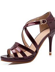 Women's Shoes Heels / Peep Toe / Platform Sandals Wedding / Party & Evening / Dress Stiletto Heel