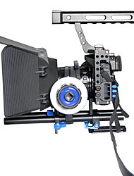 YELANGU® Yelangu C500 Camera Cage Set Kit For A7 A7s GH4