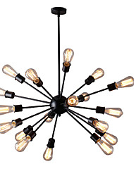 Modern 20 - Light Pendant Lights in Radial Feature
