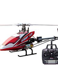 Skyartec rc helicóptero avispa x3v 3 eje rtf Flybarless 2.4GHz (hwx3v-03)