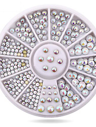 1wheel Shiny Rhinestone 3d Nail Art Decorations