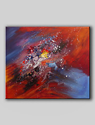 Hand-Painted Abstract Modern Oil Painting Without Any Frame,Canvas One Panel