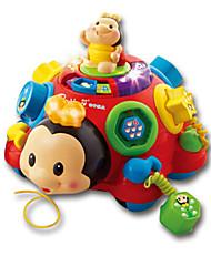 загораться многофункциональный пластиковая красочная музыка игрушка для детей