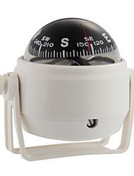 LED подсветка приборной панели компас тире крепление навигации автомобиля лодки грузовик белый